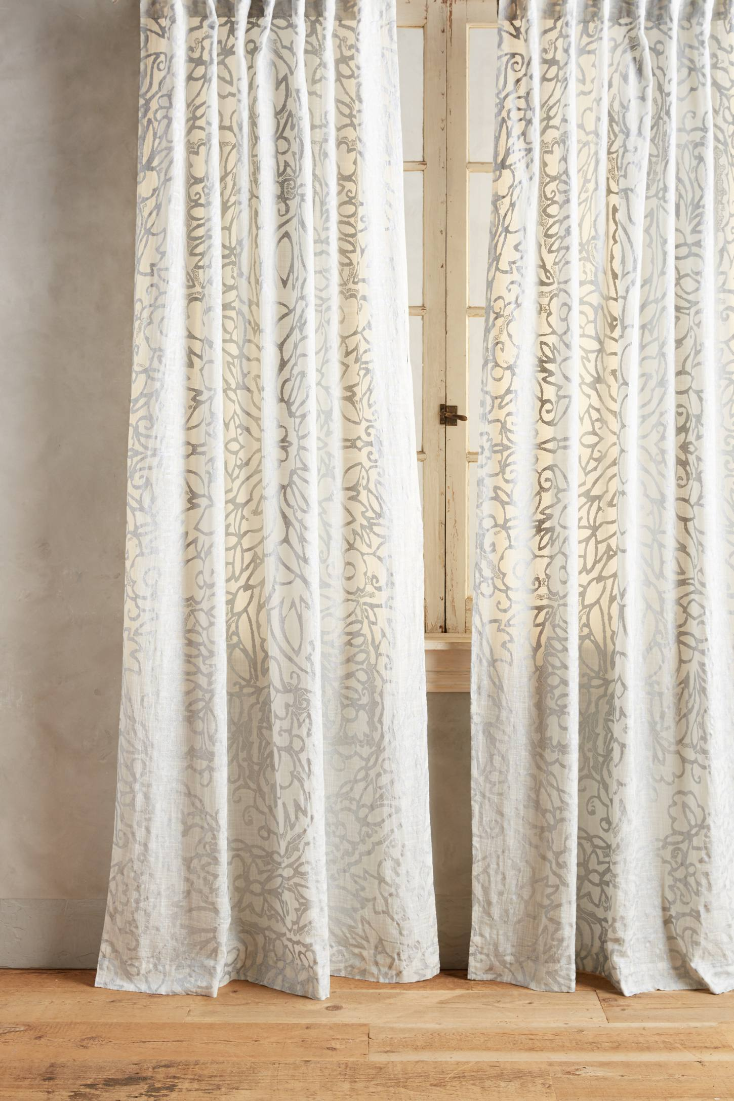 Petalwood Curtain