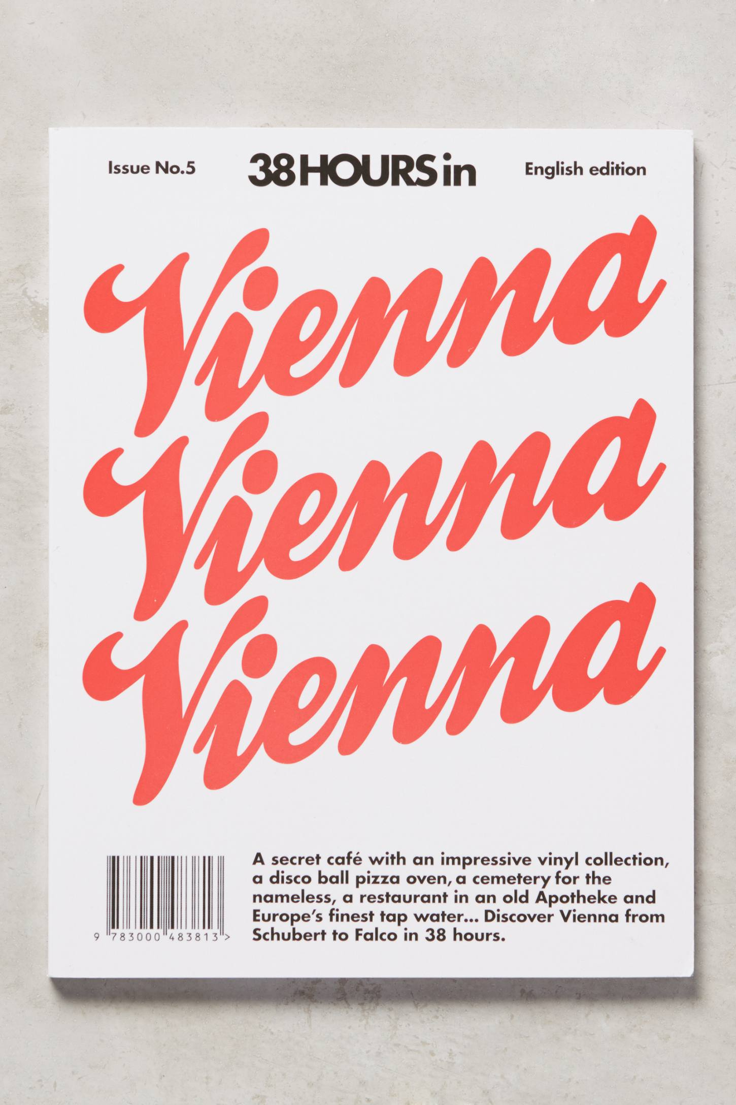 38HOURS Travel Guide Vienna