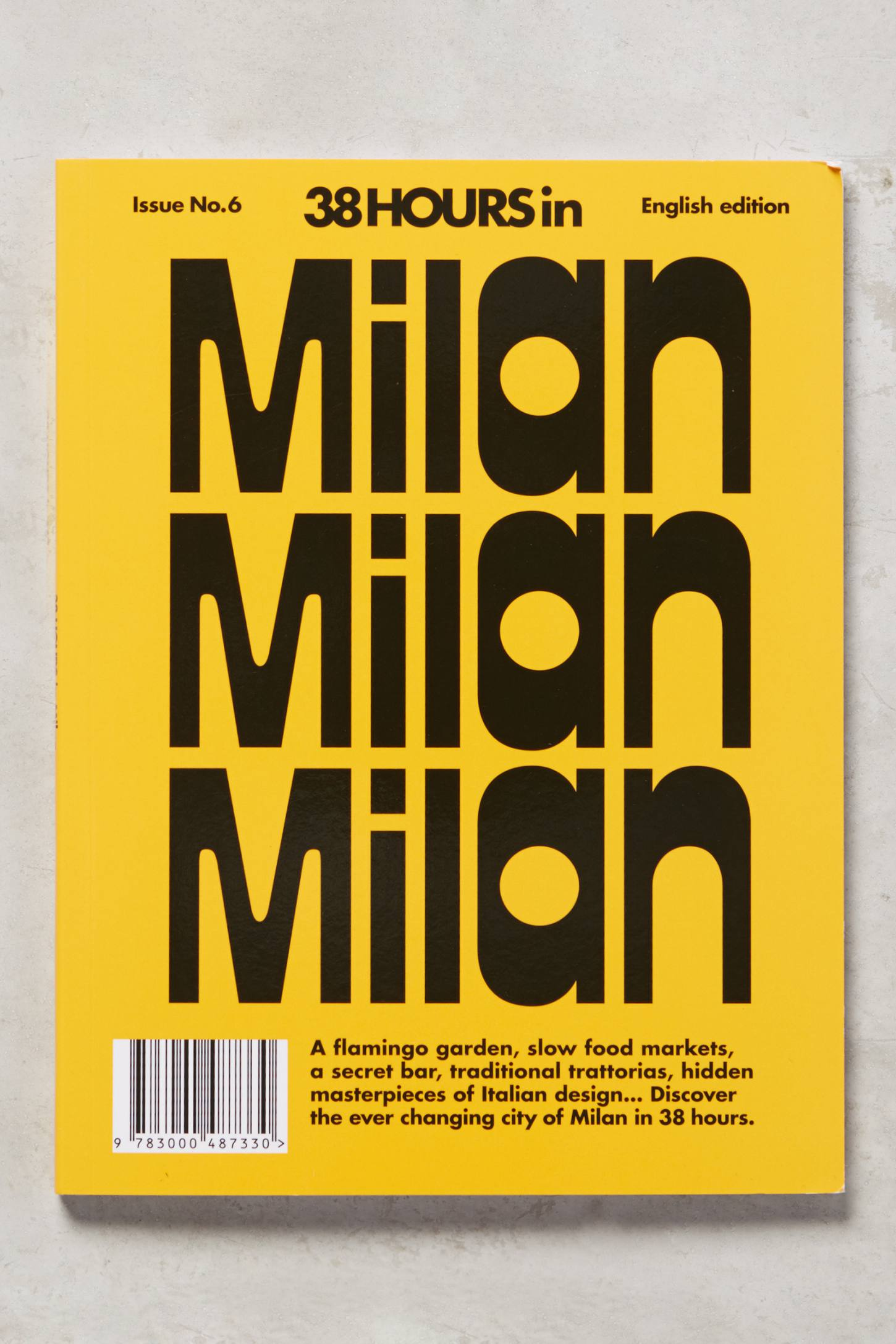 38HOURS Travel Guide Milan
