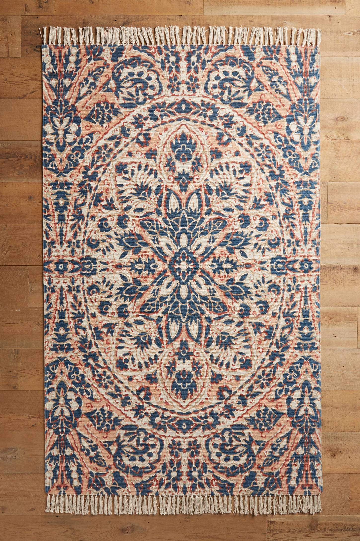 Juliol Flat-Woven Rug