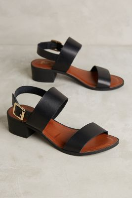 Seychelles Cassiopeia Sandals Black 7.5 Sandals