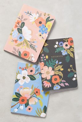 Penned Posies Journal Trio