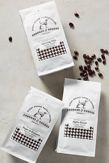 Grounds & Hounds Coffee Blend Set