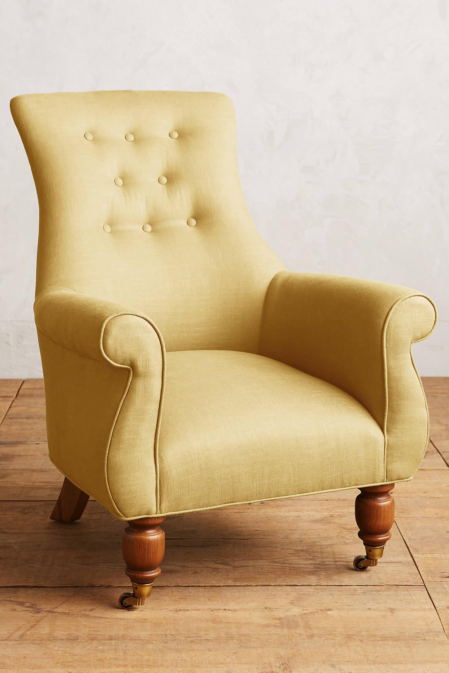 Linen Astrid Chair