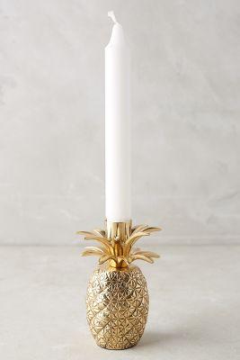 Pineapple Taper Holder