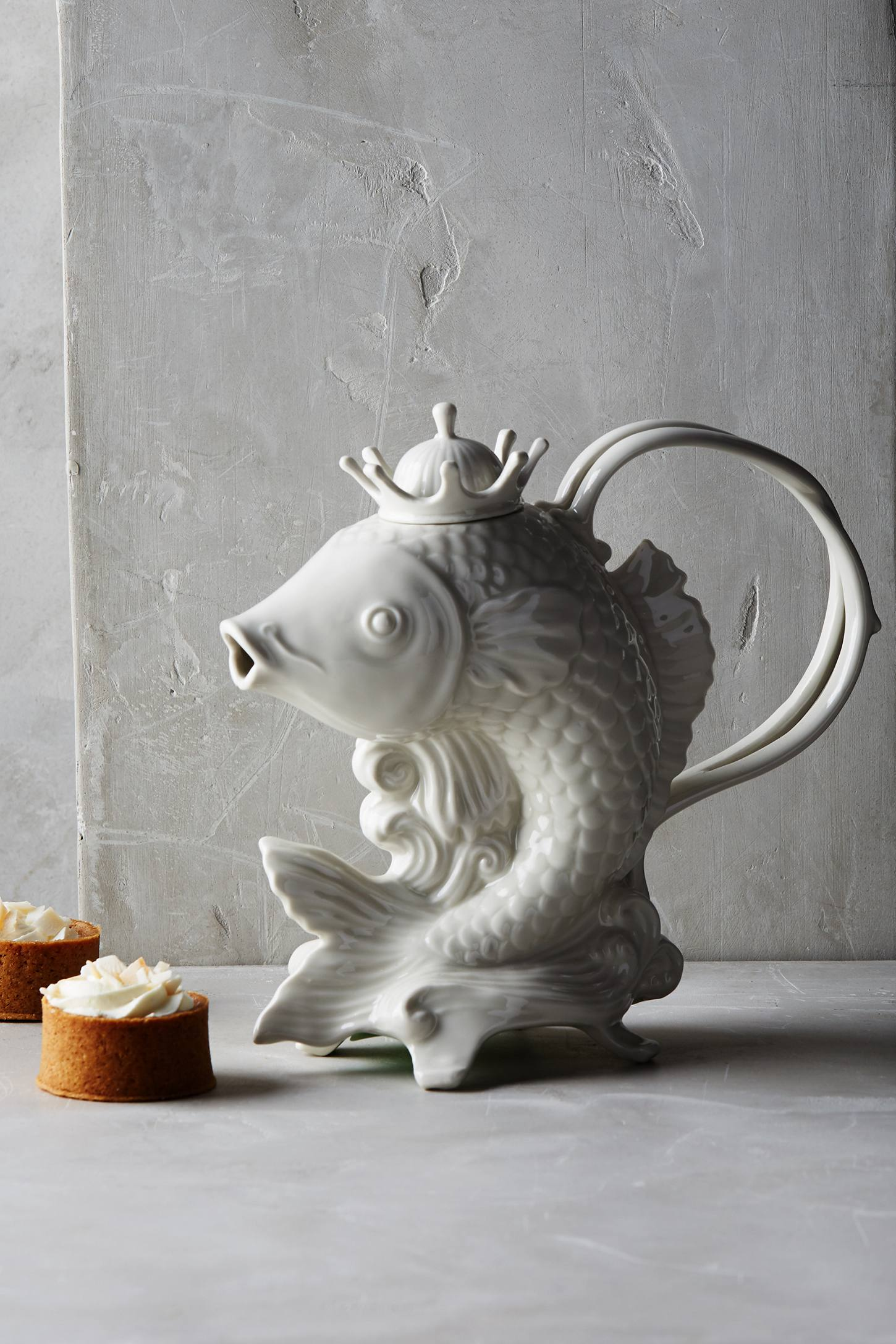 Poisson Tea Pot