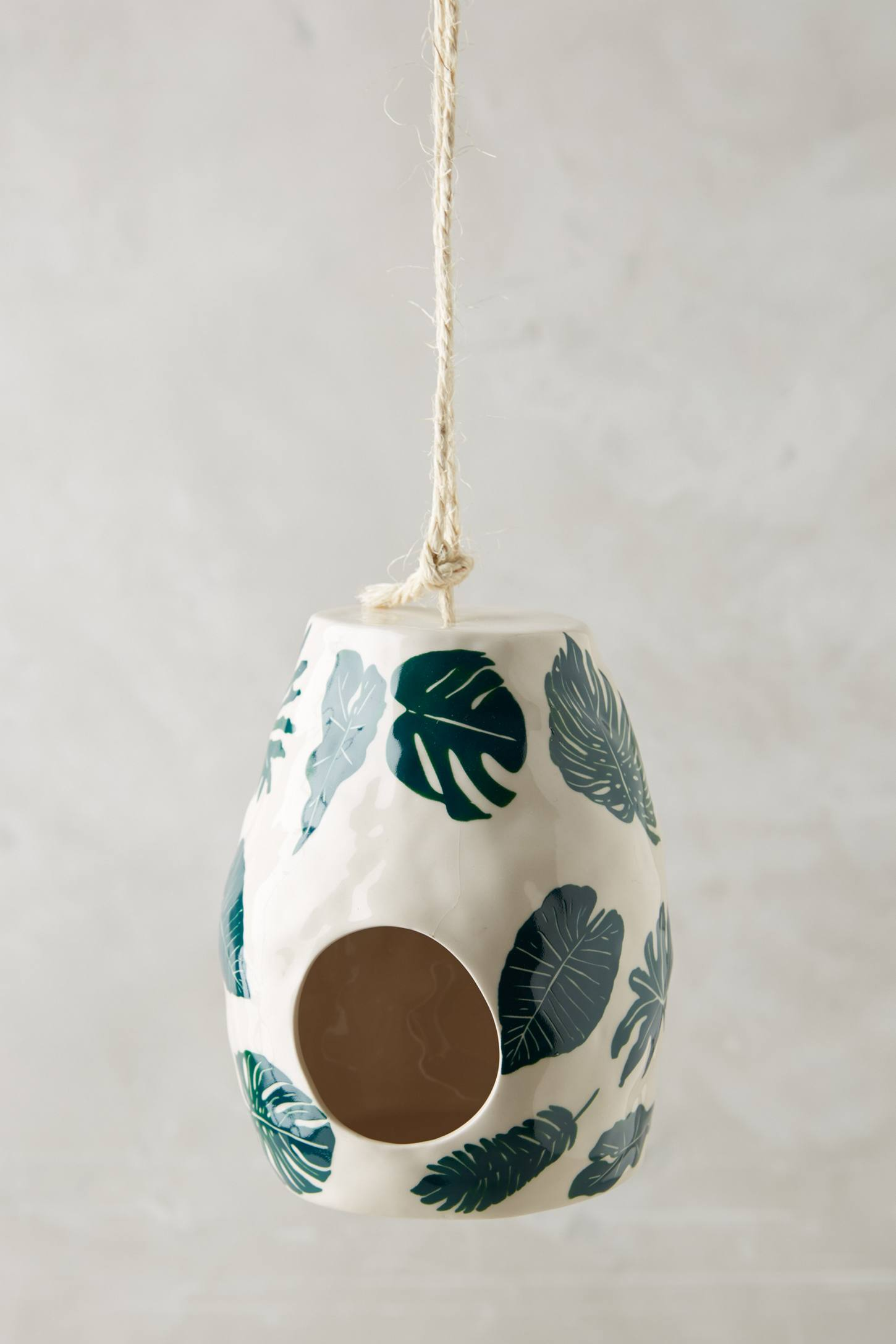 Tropical Treetops Birdhouse