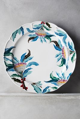 Paradise Found Dinner Plate