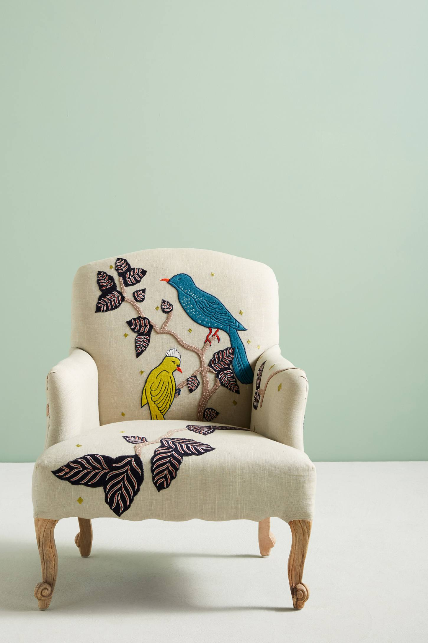 Treescape Dorrance Chair, Birds