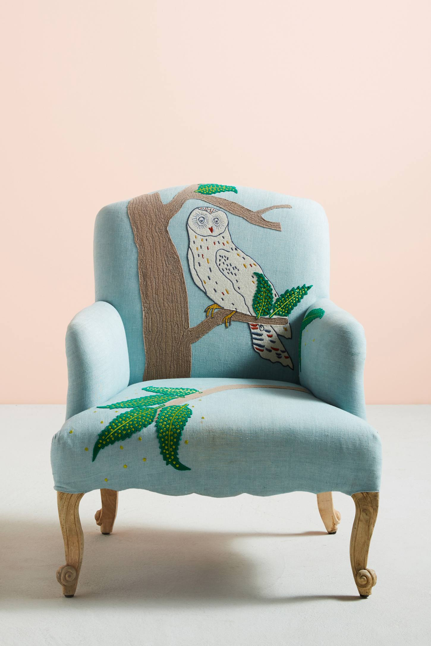 Treescape Dorrance Chair, Owl