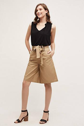 Bermuda Sash Shorts