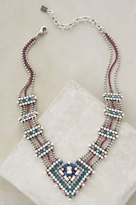 Evora Bib Necklace