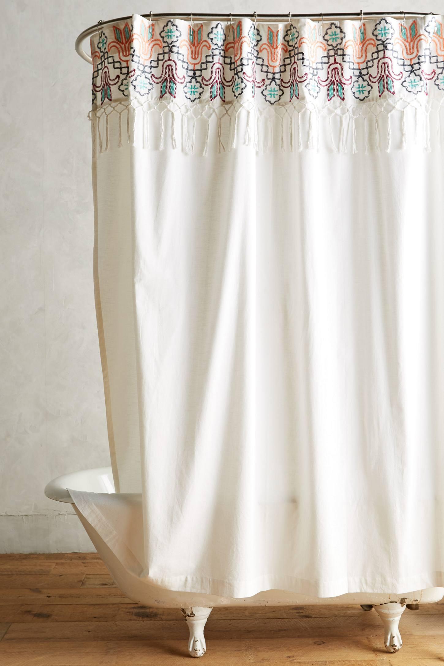 Kneeland Mercado Shower Curtain