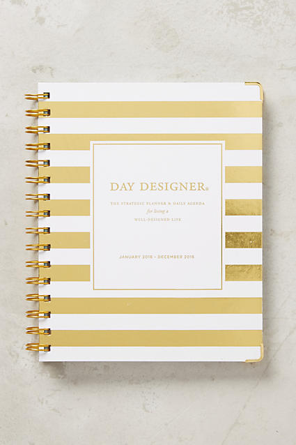 Stay organized with this Day Designer