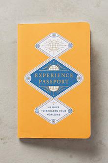 Experience Passport Journal