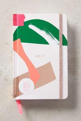 Bonheur 2016/2017 Planner