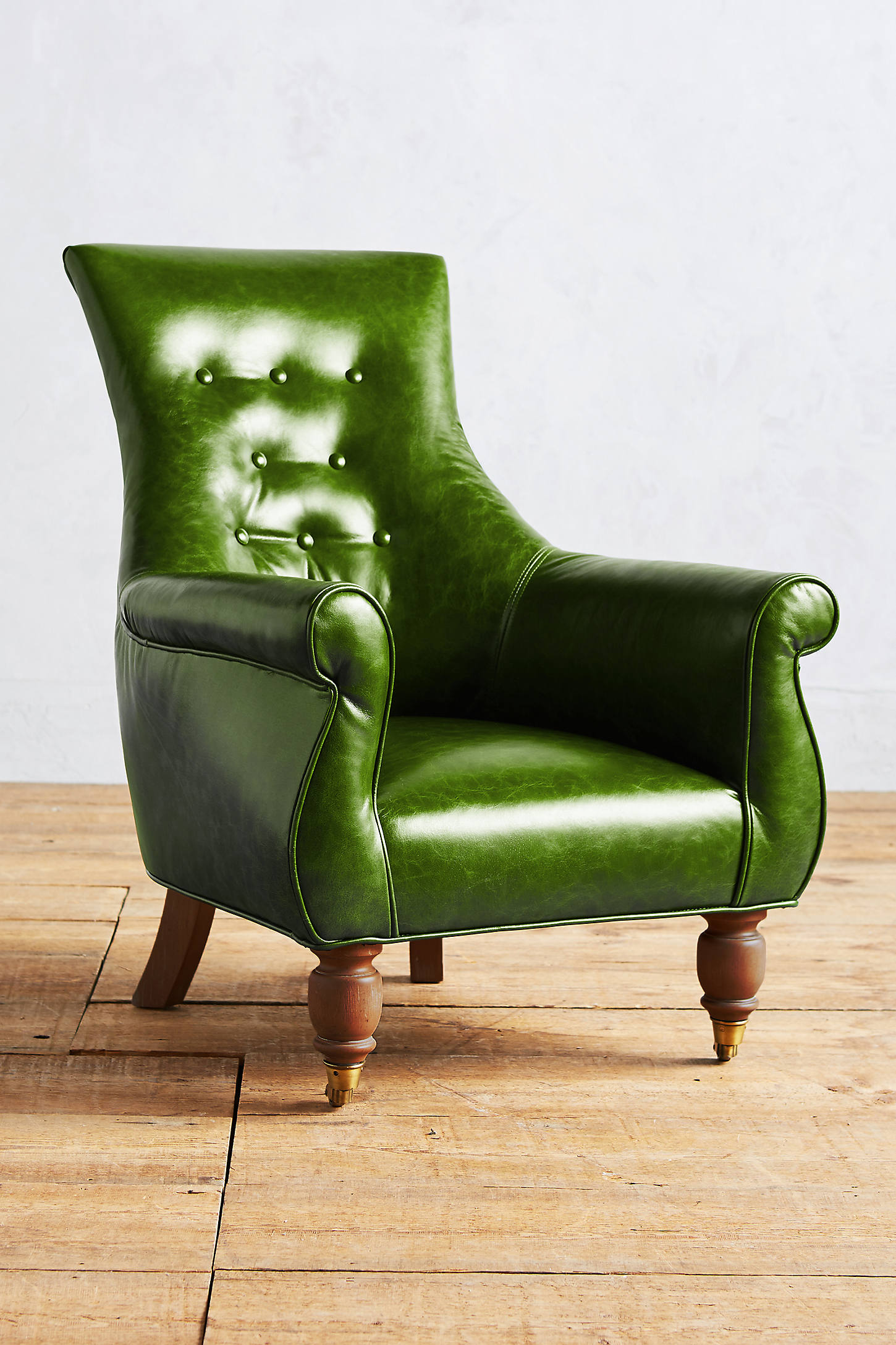 Leather Astrid Chair