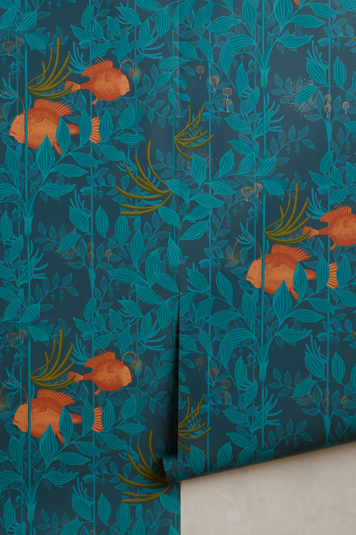 Ocean Reverie Wallpaper