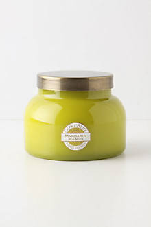 Capri Blue Jar Candle, Citrine