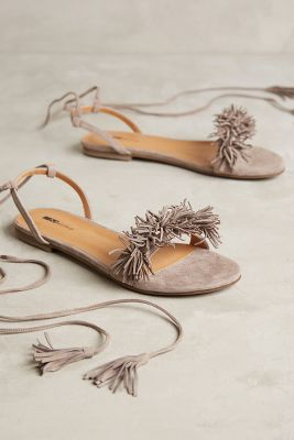 Matiko Delilah Sandals Taupe 37 Euro Sandals