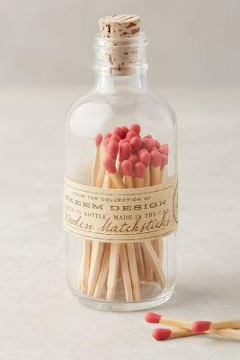 Skeem Mini Apothecary Matches