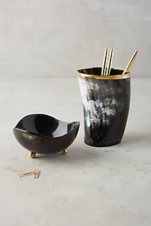 Gilded Horn Desk Collection