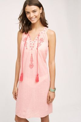 Desert Rose Beach Dress
