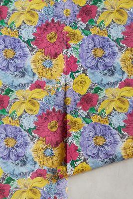 Colorized Bouquet Wallpaper