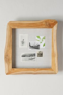 Live Edge Shadow Box