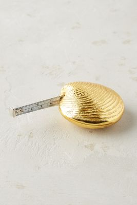 Seashell Measuring Tape