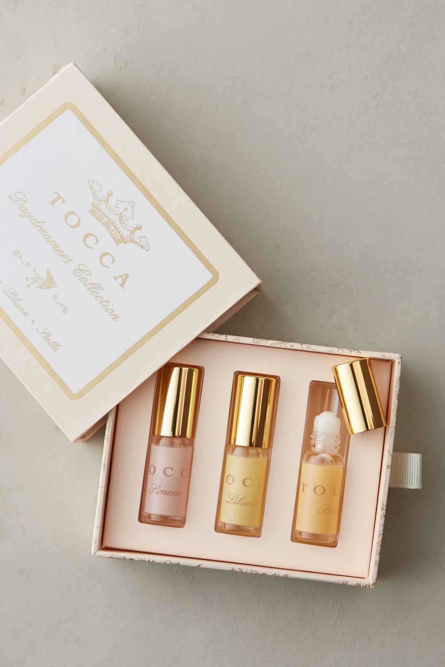 Tocca Rollerball Perfume Trio