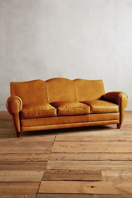 Leather Corbetta Sofa