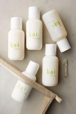 Kai Travel Set White One Size Hair
