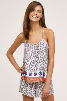 Summer Nights Racerback Camisole