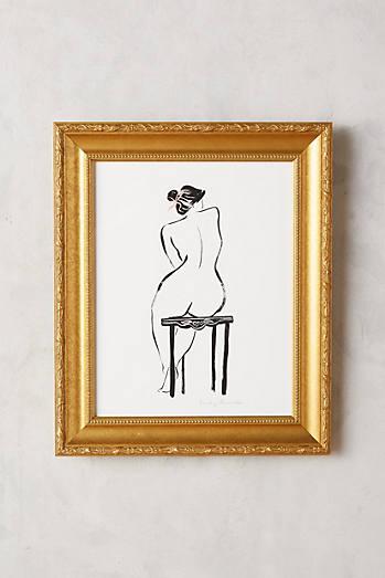 Boudoir Nude Wall Art