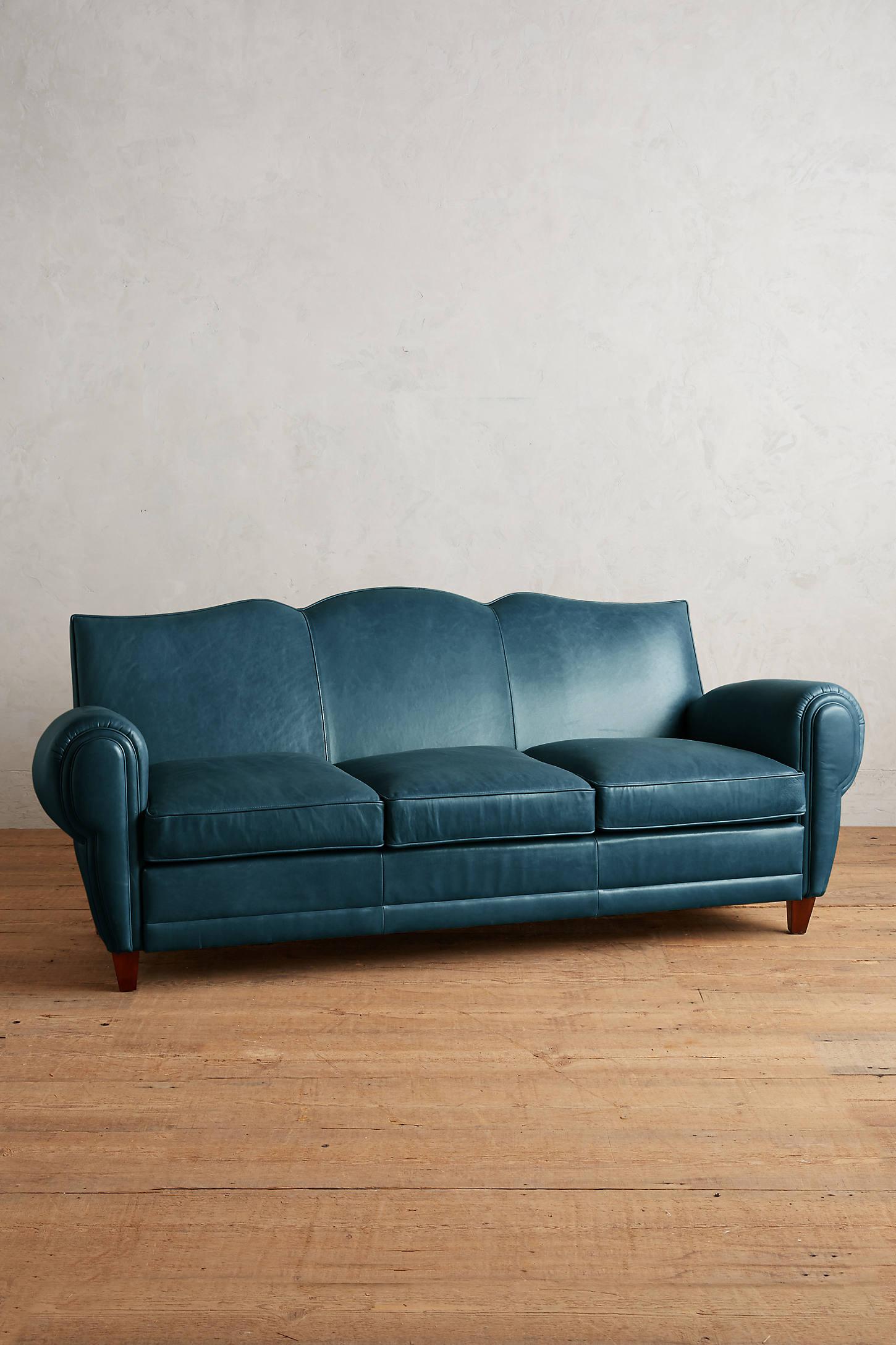 Premium Leather Corbetta Sofa
