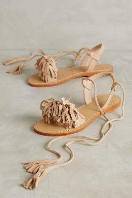 Mystique Eilan Sandals Nude 10 Sandals