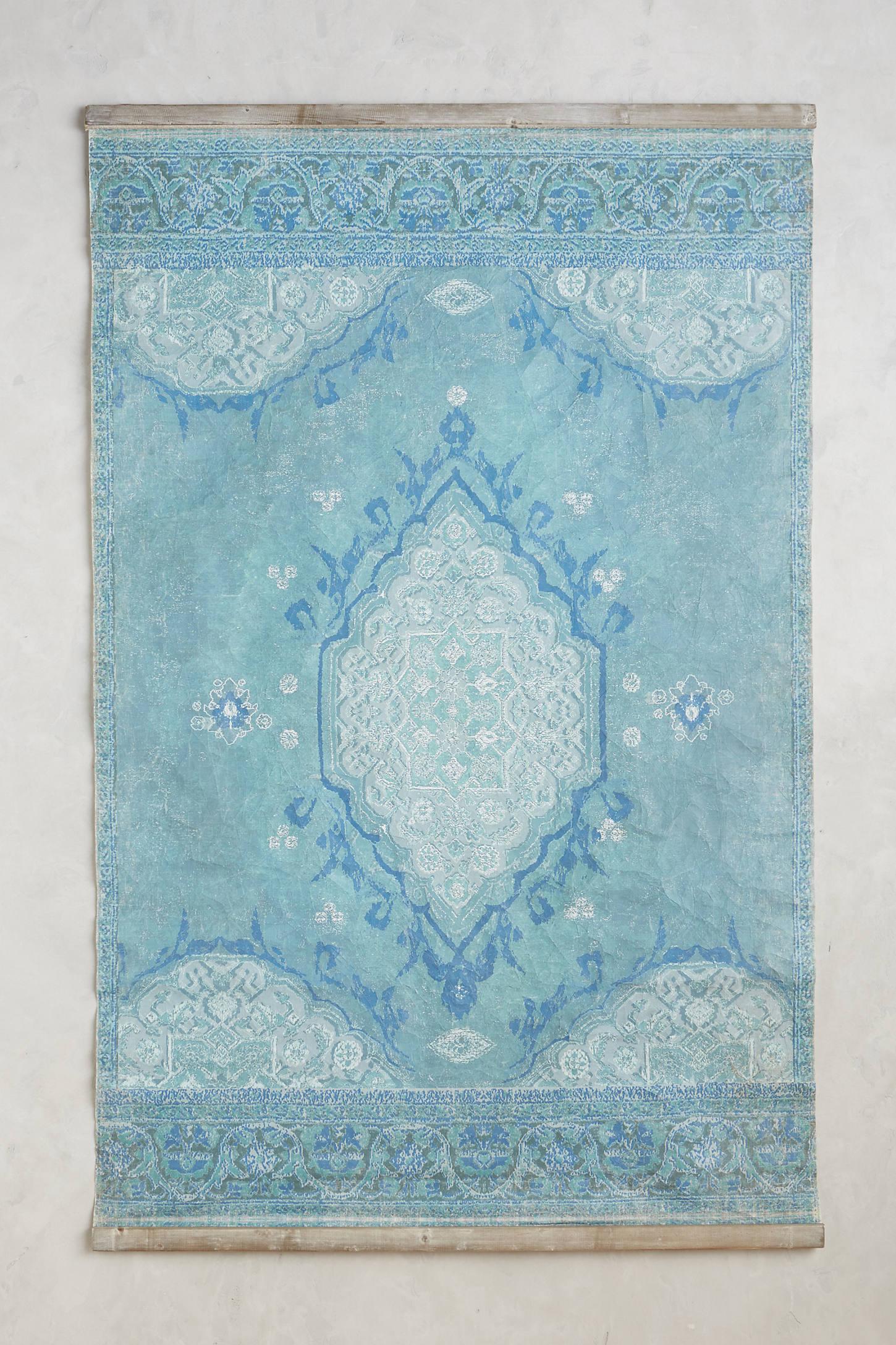Overdyed Vedado Tapestry
