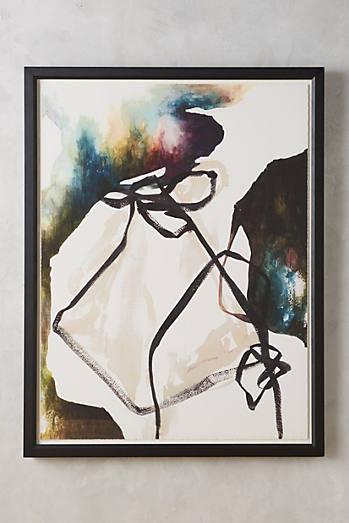 Dark Strings I Wall Art