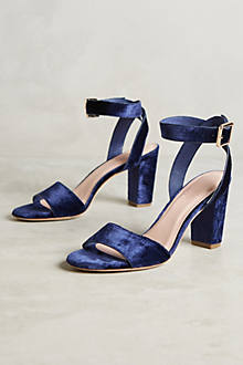 Wedding Trend: Something Blue Shoes