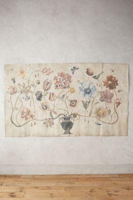 Vase Of Wonder Tapestry