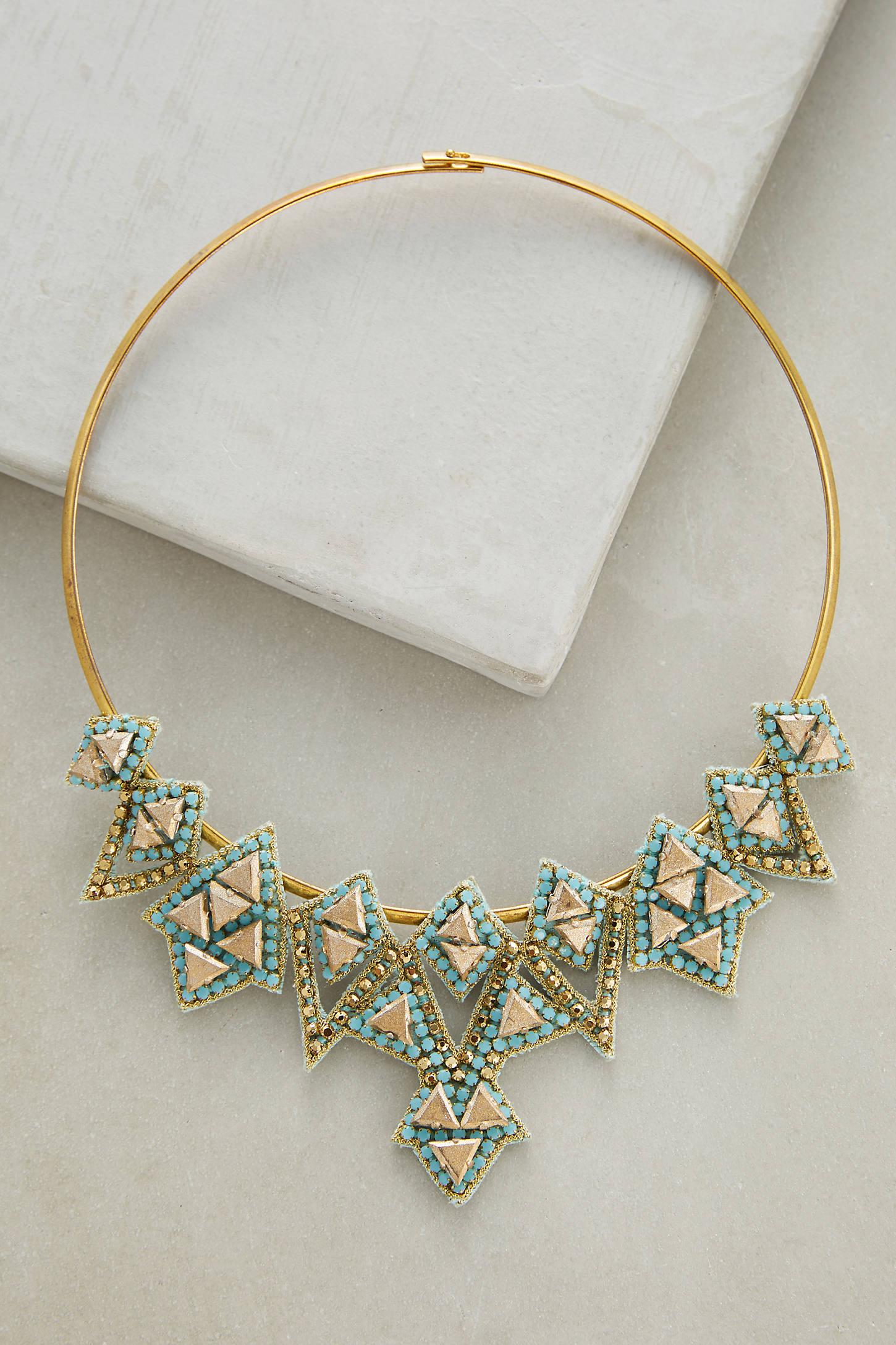 Java Collar Necklace