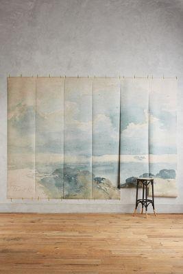 Coastal Cirrus Mural