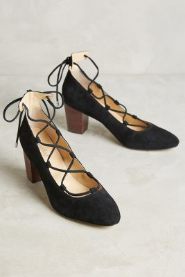 Farylrobin Myron Lace-Up Pumps