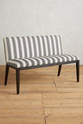Suren-Striped Emrys Bench