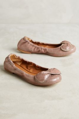 See by Chloe Bow Flats