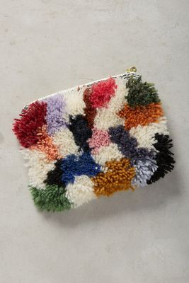 Handmade Yarn Art Clutch