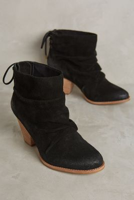 Splendid Rae Ruched Booties