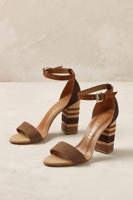 Marcela Ankle Strap Heels