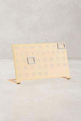 Coronet Calendar